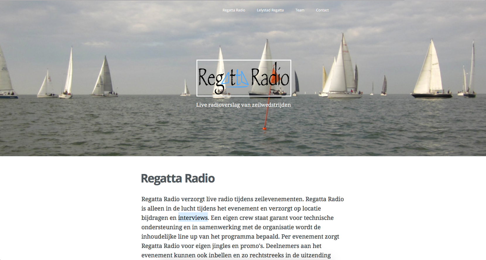 Regattaradio.nl