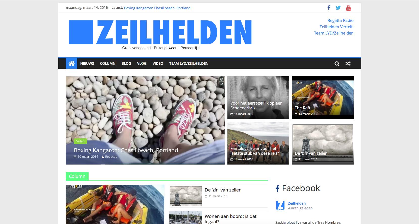 Zeilhelden.nl