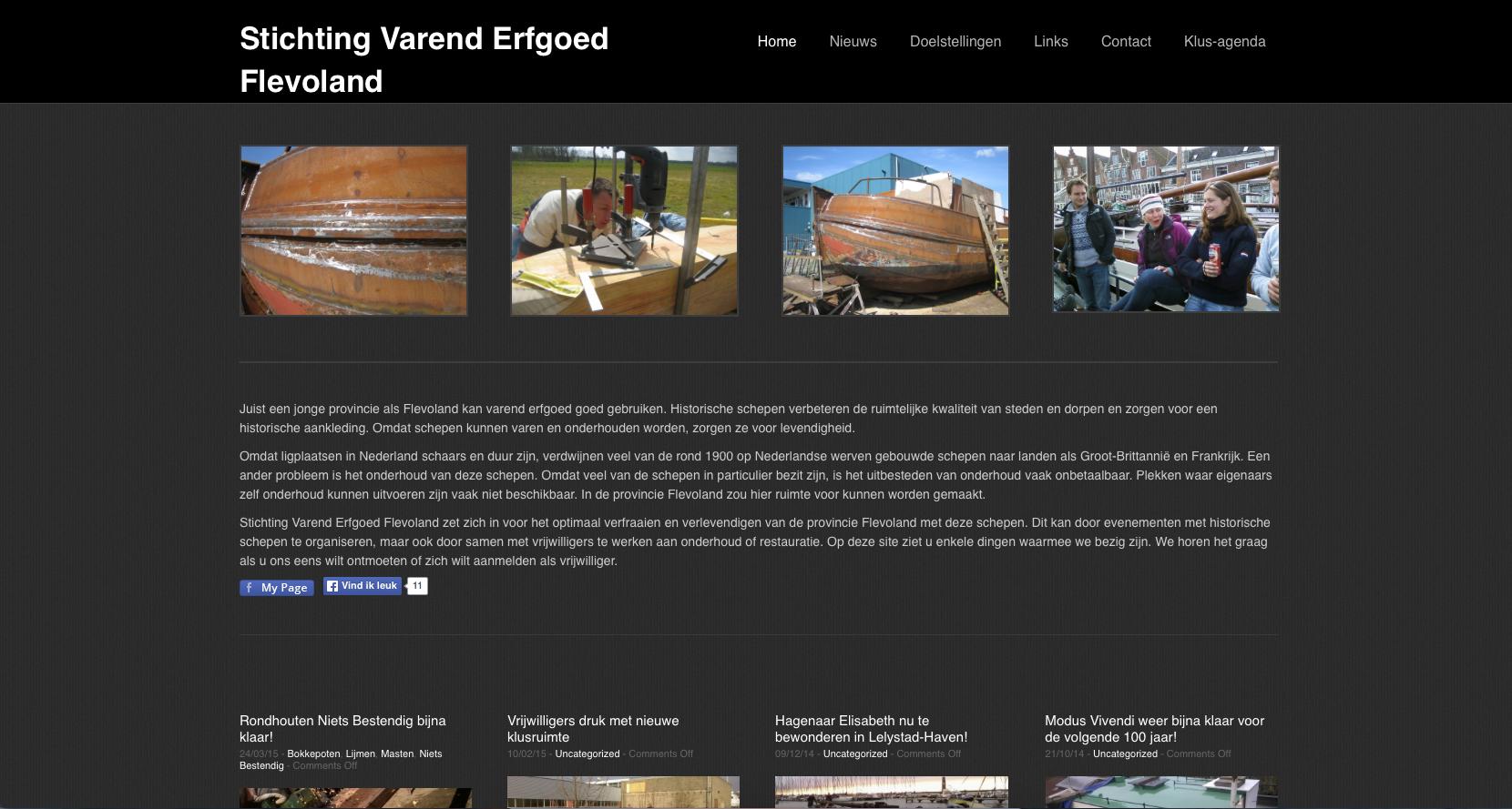 Varenderfgoedflevoland.nl